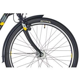 s'cool chiX 26 7-S - Vélo junior Enfant - alloy gris/noir